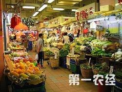 广东广州:七成水果价格下跌
