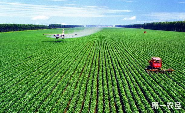 农业结构调整项目公示牌