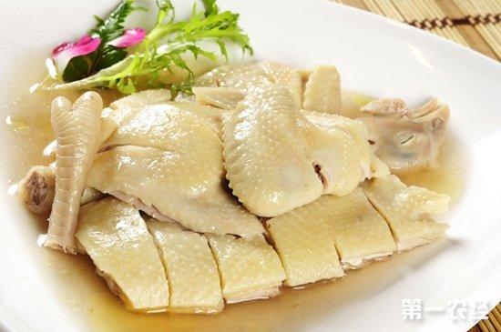 海南四大名菜之首:文昌鸡
