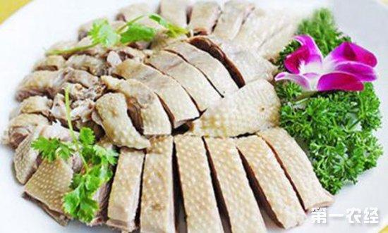 海南八大名菜之一:白莲鹅
