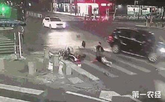 当酒驾遇上闯红灯:一个生命就此陨落,另一个却生死未卜