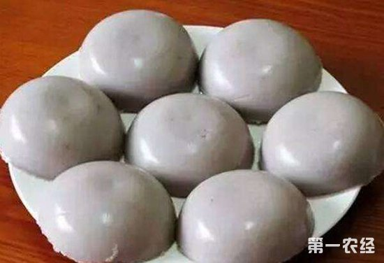 陕北特色名小吃:碗砣