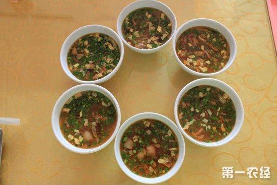 陕西扶风传统特色小吃:扶风一口香
