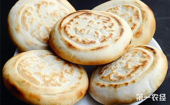 陕西铜川特色传统小吃:乒乓干馍