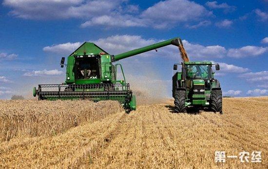 农业部公布拖拉机和联合收割机两项规定 加快推进农业农村现代化