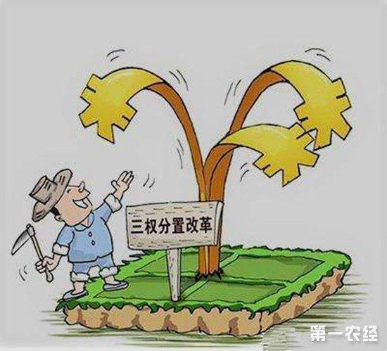 """原来宅基地""""三权分置""""改革会为咱们带来这些红利!"""
