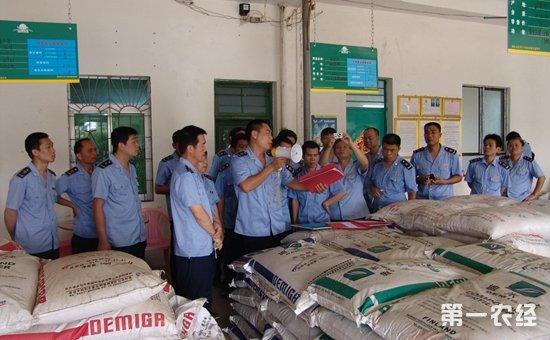 长宁县农业局开展农资打假保安全促增收专项行动