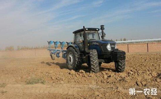 雷沃拖拉机亮相2018匈牙利布达佩斯农业机械展览会