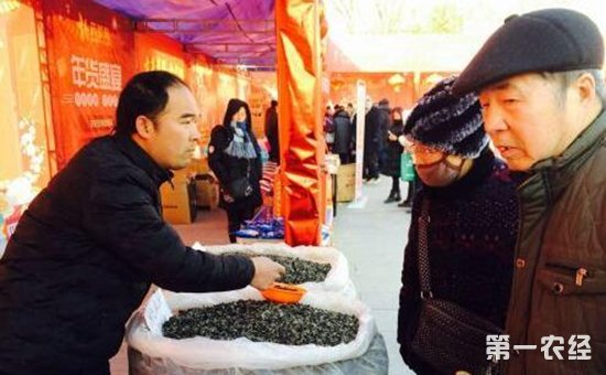 品尝亳州年味——2018亳州年俗文化节暨第一届年货博览会开幕
