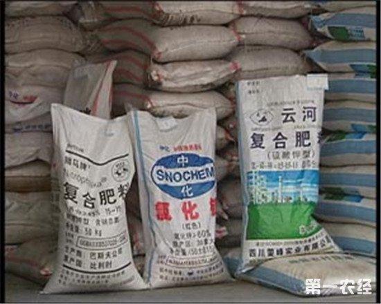 中国化肥使用量增长持续减缓如今已经实现零增涨