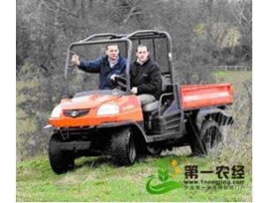 <b>农业工程师协会:多功能农夫车销售稳步上升</b>