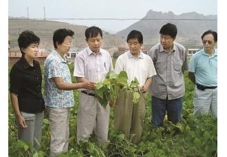 <b>一个学者型官员的农业发展观</b>