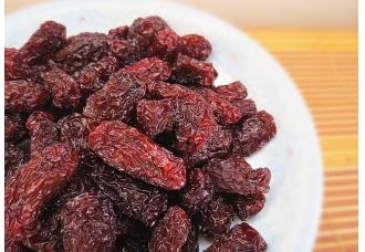 安徽特产:西山焦枣