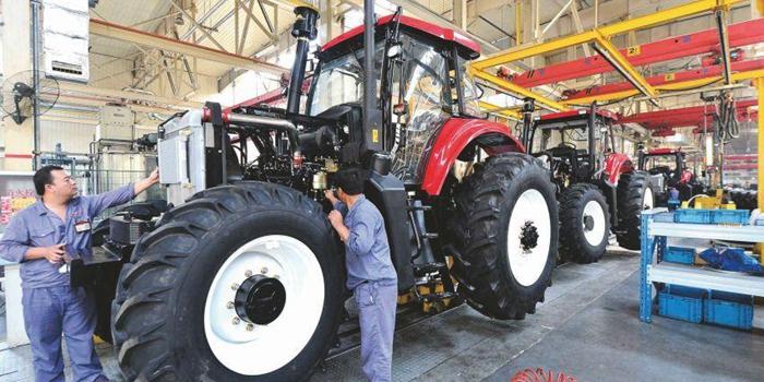 2015融资政策支持农机企业产品出口