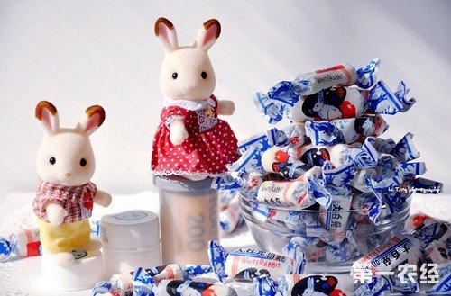 上海特产大白兔奶糖