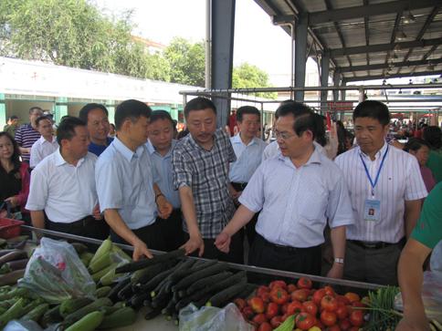 <b>发展现代农业 完善社会化服务体系</b>