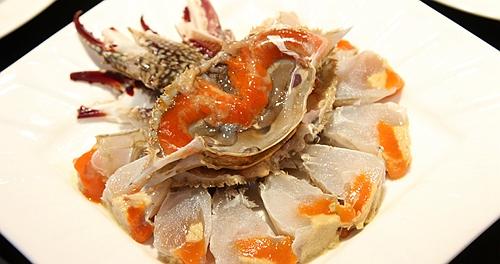 老家味道 海边的风鱼呛蟹20150209