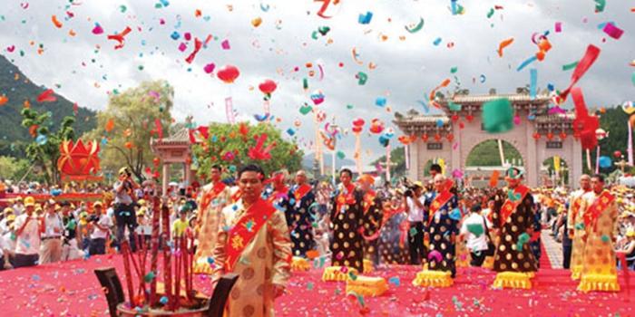 18个文化生态保护实验区春节活动