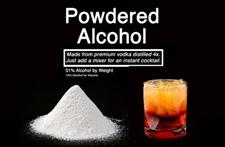 Palcohol酒精冲泡粉将在美上市接受市场考验