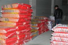 安徽宿州惊现假种制售窝点 现场查获数十万斤玉米种子