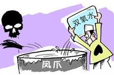 <b>贵州铜仁男子用双氧水制泡椒鸡爪获刑半年</b>