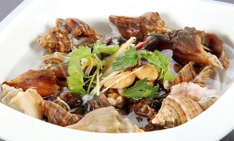 盐水海螺放冰箱半个月吃完上吐下泻