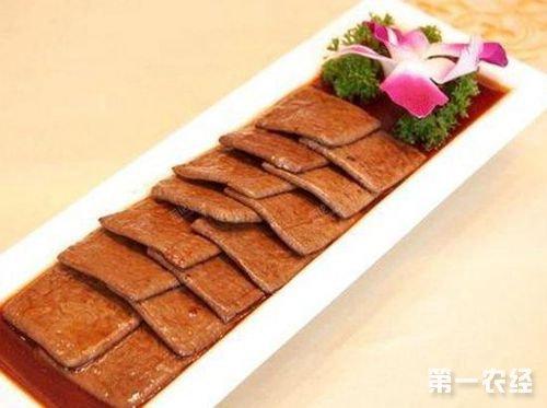 安徽黄山特色小吃:五城茶干
