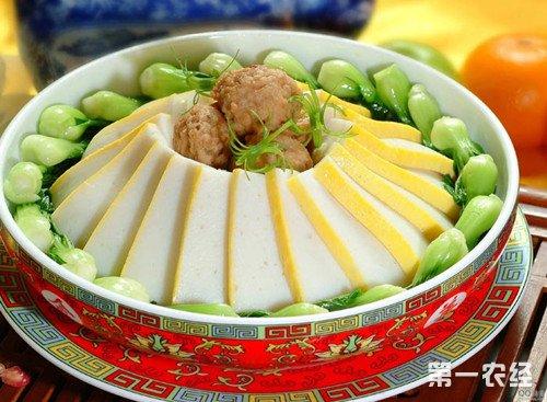 湖北荆州特产美食:鱼糕
