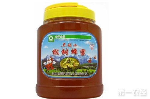 黑龙江鸡西特产:虎林椴树蜜