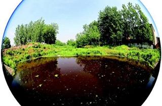 淮河众多支流正在成为治污盲区