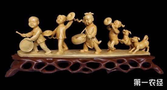美的木雕小佛像售卖