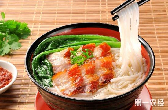 广东中山美食:三乡濑粉