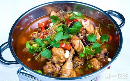 湖北荆州美食:松滋鸡