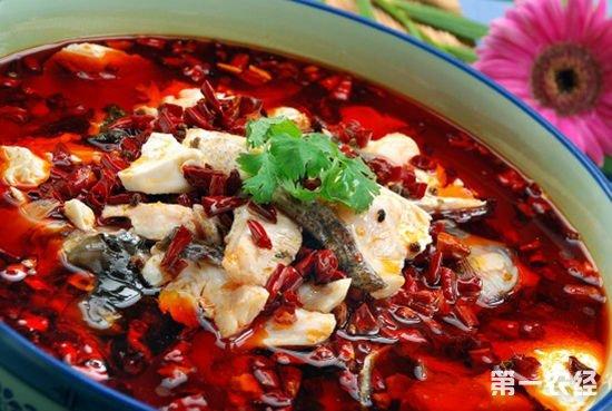 四川内江美食:资中球溪鲶鱼
