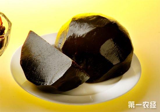 山东菏泽特产美食:成武酱大头
