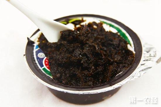 广东潮汕特产美食:橄榄菜