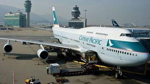 香港国际国泰航空的飞机被爆食水不合格