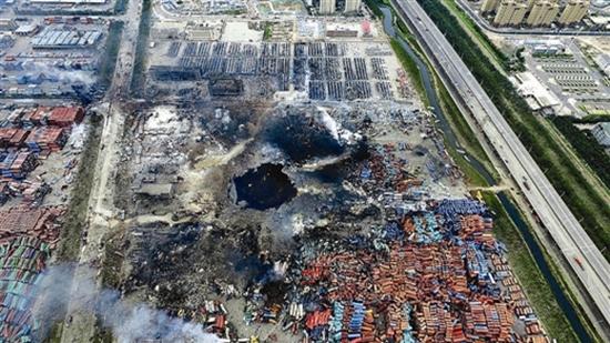"""习见平针对天津港""""8·12""""事件做出指示:遏制重特大安全生产事故发生"""