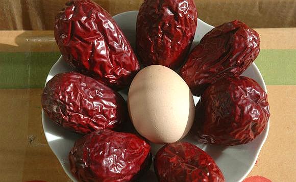 这种大枣,敢和鸡蛋叫板