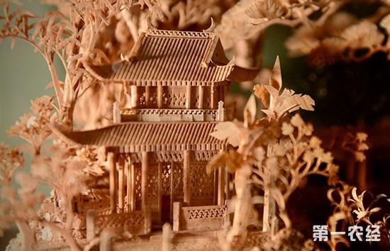 福建特产,福州特产,软木画,软木画技艺,软木画的现状,软木画的传承,