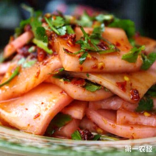 湖南美食,怀化美食,辰溪酸萝卜,辰溪酸萝卜的做法,怀化特产