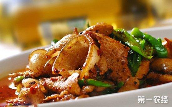 四川美食,广汉特色美食,连山回锅肉,连山回锅肉的做法