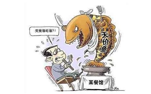 """哈尔滨""""天价鱼""""事件十大焦点与后续"""