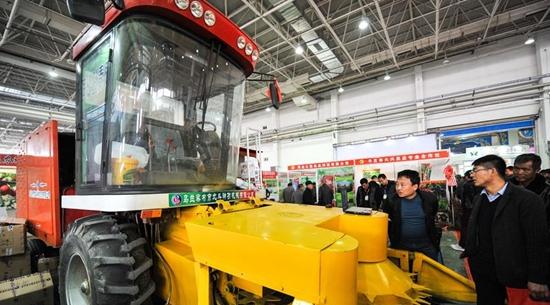 第18届内蒙古国际农业博览会昨日开幕
