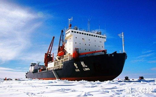 我国南极考察队新站选址工作队8人于今年2月6日正式登上罗斯岛