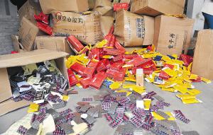 深圳超市过期保健品被罚5万元