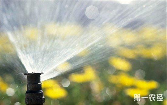流开源发展高效节水灌溉农业