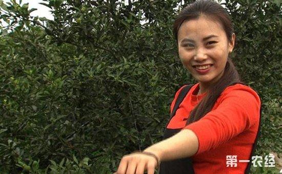 四川丹棱卢婷 26岁女孩财富故事与众不同