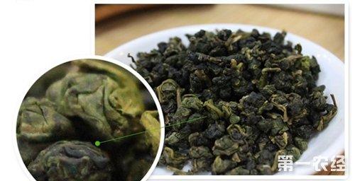 台湾十大名茶之一 阿里山珠露茶 图片
