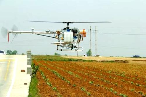 河南伊川:烟叶种植实现农机化操作
